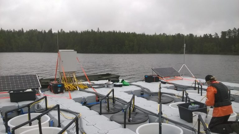 SITES AquaNet – Asa Research Station